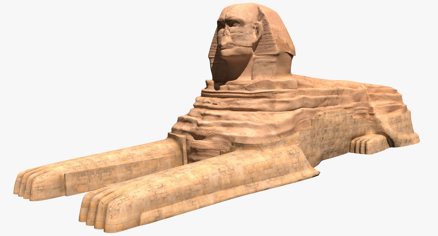 max great sphinx