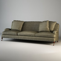 Plaid Sofa Ralph Lauren