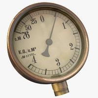Meter Gauge 5