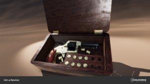 3d x 41 revolver colt