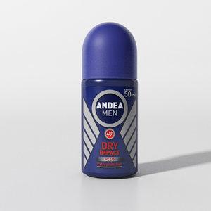 rollon deodorant 3D model