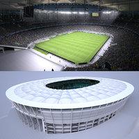 Soccer Stadium FNS