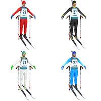 3D pack biathlon skier ski