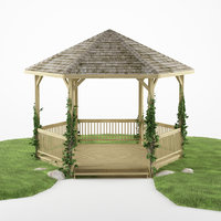 Gazebo_03_Hexagonal