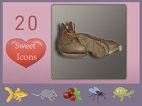 20 Sweet Icons