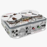Nagra IV-S Portable Tape Recorder