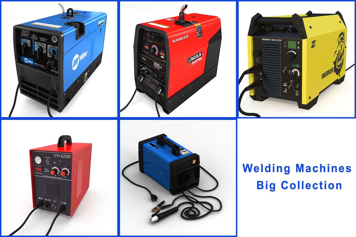 3D welding machine