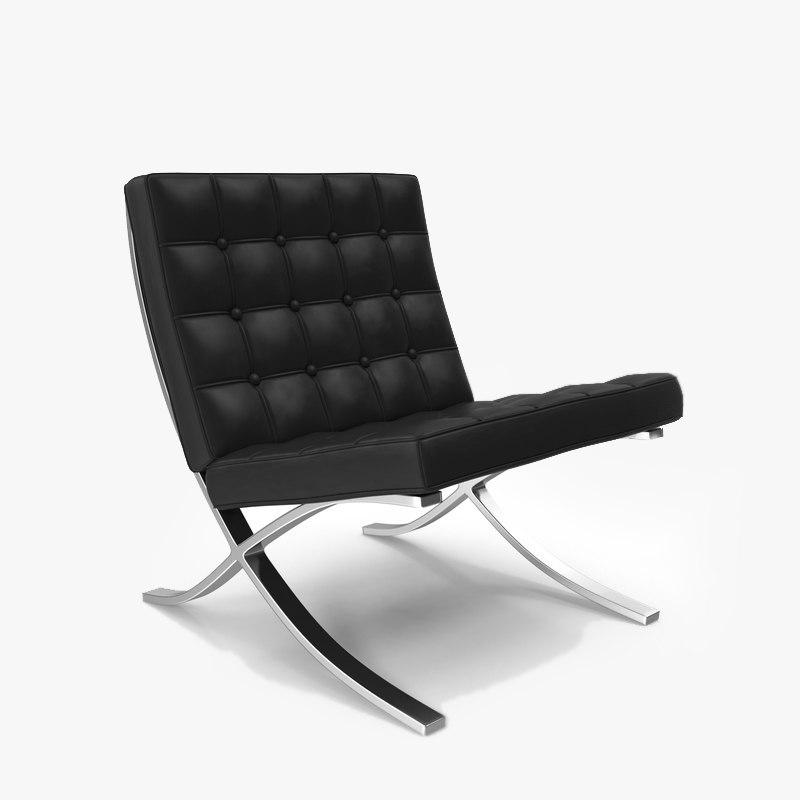 max modern lounge chair