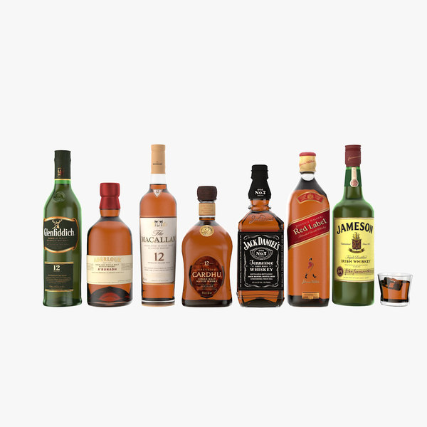 whiskey bottle max