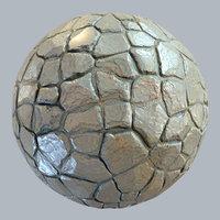 Jagged Stones v1 - PBR Textures
