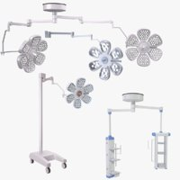 Surgical Lamp Set