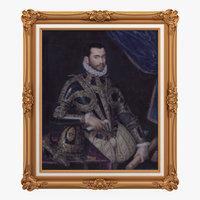 3D frame picture v02