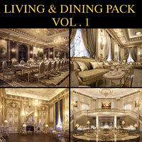 Living & Dining Pack Vol (1)