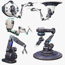 Robotic Arm Collection