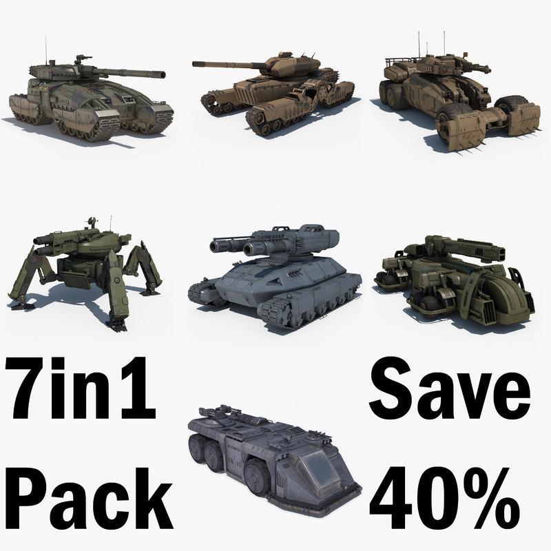 max pack vehicles tank apc