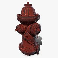 hydrant pbr 5 3d max