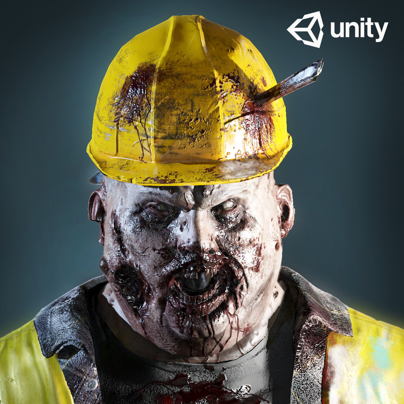 fat zombie character max