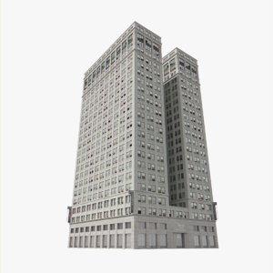 blend dime building