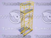 Scaffolding 0.8x2m