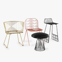 Bend Chair Set 2