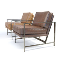 Metal Frame Chair by West Elm