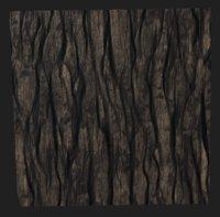 Bark PBR Material (2K)