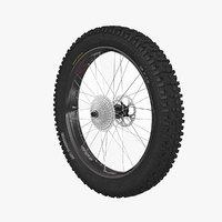 Fatbike Rear Wheel