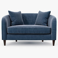 3ds max sofa chair company -