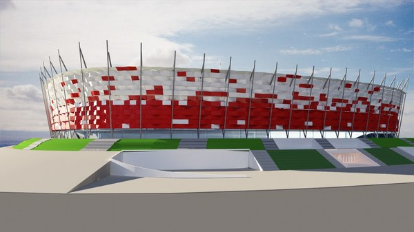 national stadium warsaw max