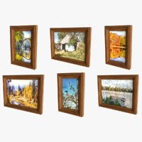 Oil Painting Collection