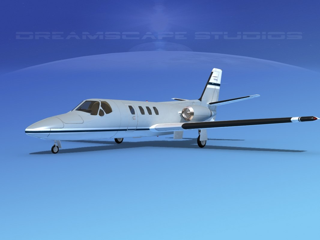 max scale cessna citation