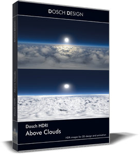 Dosch HDRI - Above Clouds