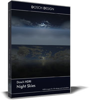 Dosch HDRI - Night Skies