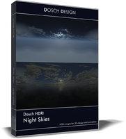 Dosch HDRI - Night Skies