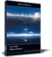 Dosch HDRI - Above Ocean
