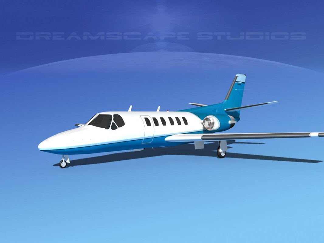 cessna citation ii 550 dxf