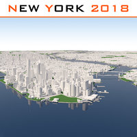New York City 2018 Complete