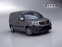 mercedes citan van 3ds