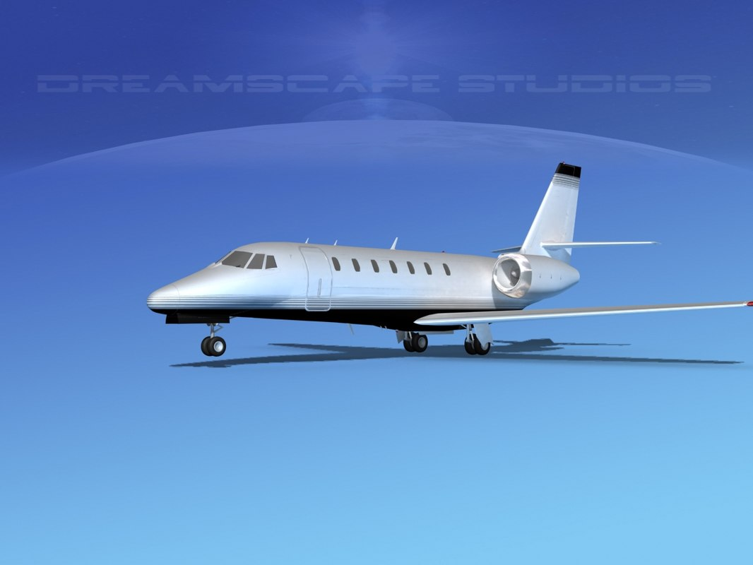 scale cessna citation 3ds