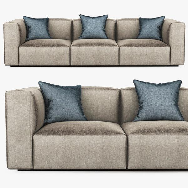 3d model sofa chair company -