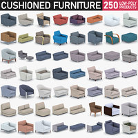 Cushioned Furniture Collection