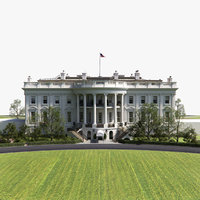 White House Main Buidling