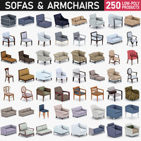 Sofas and Armhairs Collection