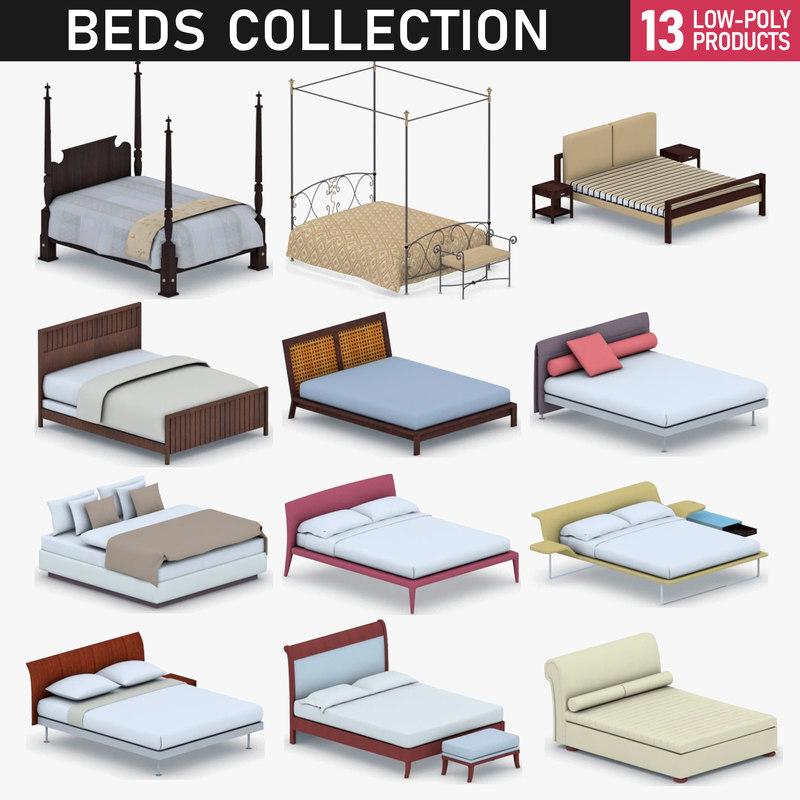 pack furniture interior model