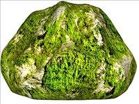 Mossy rock 02