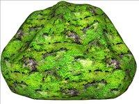 Mossy rock 09