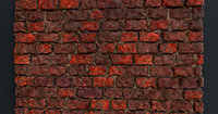 Brick Wall Game Ready Textures