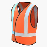 Safety Vest Construction High Visibility PPE