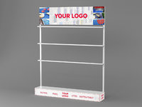 3D display stand