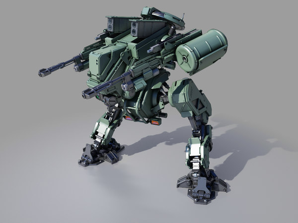 Robot 3D Models for Download | TurboSquid